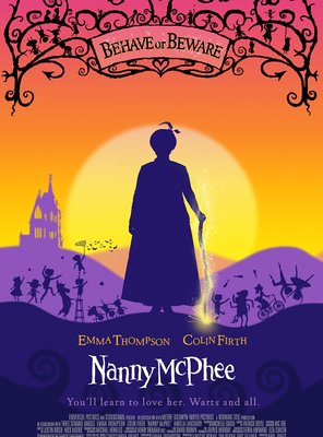 Poster of Nanny McPhee