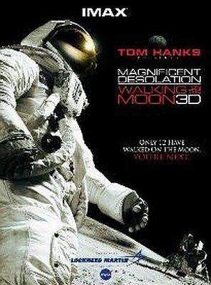 Poster of Magnificent Desolation: Walking on the Moon 3D