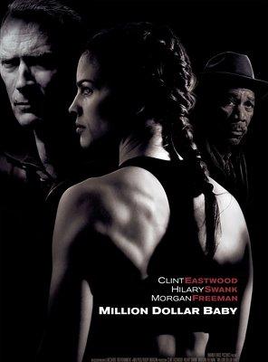 Poster of Million Dollar Baby