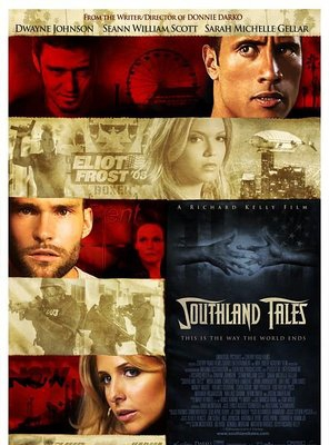 Poster of Southland Tales