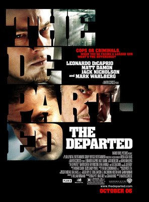 Poster of The Departed