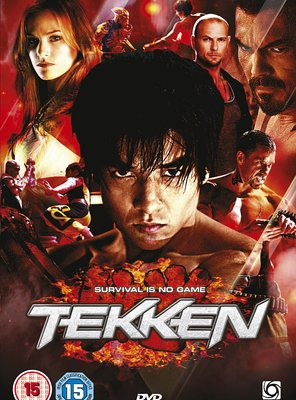 Poster of Tekken