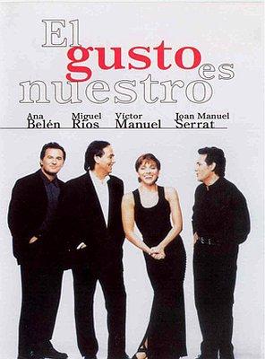 Poster of El gusto es nuestro
