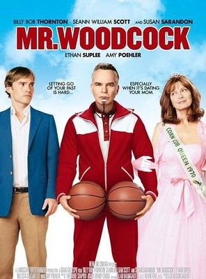 Poster of Mr. Woodcock