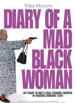 Poster of Diary of a Mad Black Woman