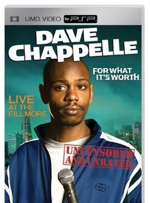 Poster of Dave Chappelle: For What It's Worth