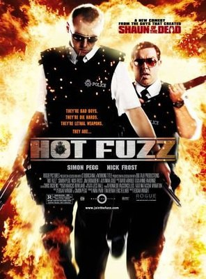 Poster of Hot Fuzz