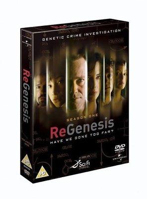 Poster of ReGenesis