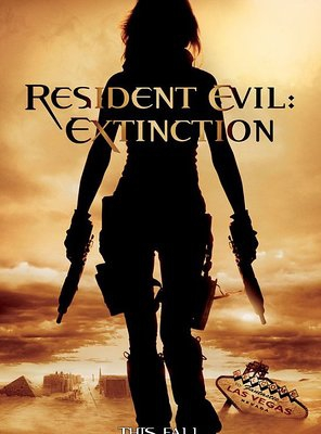 Poster of Resident Evil: Extinction