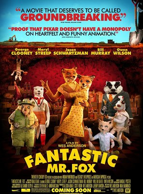 Poster of Fantastic Mr. Fox