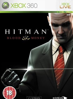 Poster of Hitman: Blood Money