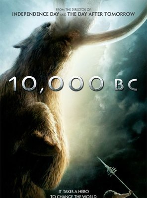 Poster of 10,000 BC