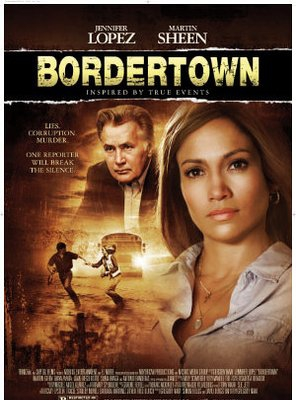 Poster of Bordertown