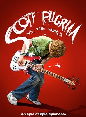 Poster of Scott Pilgrim vs. the World