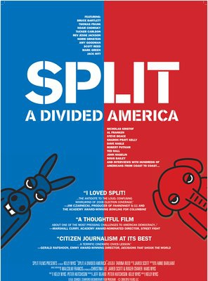 Poster of Split: A Divided America