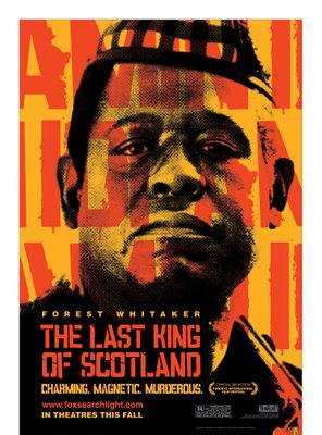 Poster of The Last King of Scotland