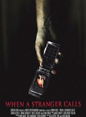 Poster of When a Stranger Calls