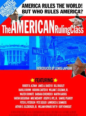 Poster of The American Ruling Class