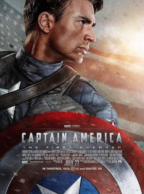 Poster of Captain America: The First Avenger