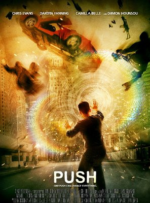Poster of Push