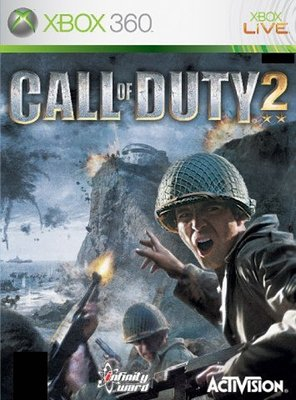 Poster of Call of Duty 2