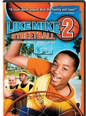 Poster of Like Mike 2: Streetball