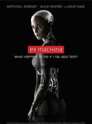 Poster of Ex Machina
