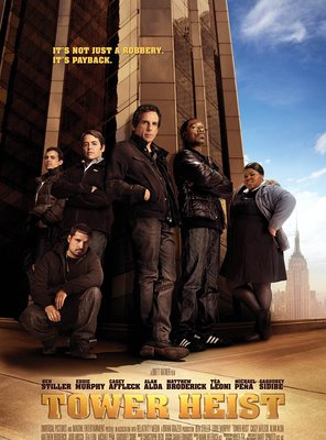 Poster of Tower Heist