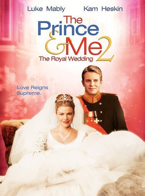 Poster of The Prince & Me II: The Royal Wedding