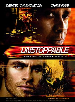 Poster of Unstoppable