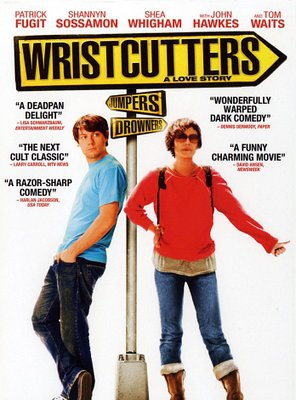 Poster of Wristcutters: A Love Story