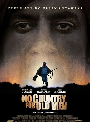Poster of No Country for Old Men