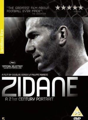 Poster of Zidane: A 21st Century Portrait