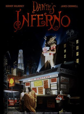 Poster of Dante's Inferno