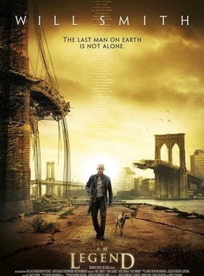 Poster of I Am Legend