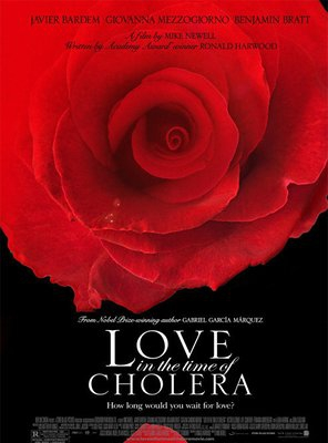 Poster of Love in the Time of Cholera