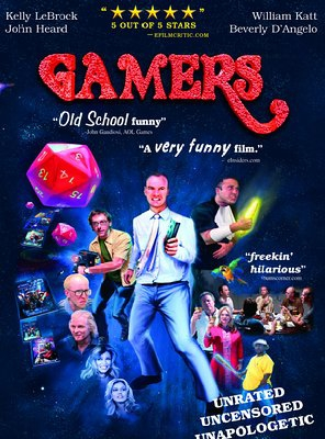 Poster of Gamers