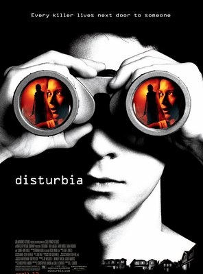 Poster of Disturbia