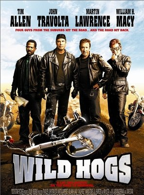 Poster of Wild Hogs