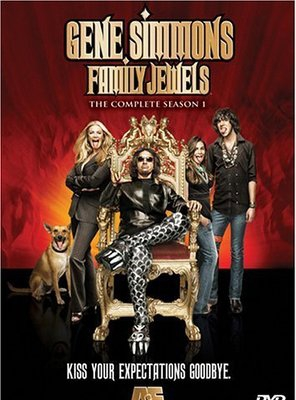 Poster of Gene Simmons: Family Jewels