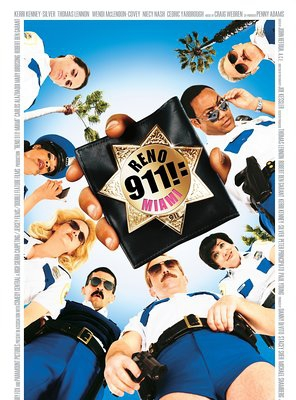 Poster of Reno 911!: Miami