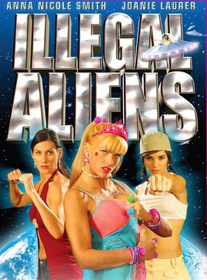 Poster of Illegal Aliens