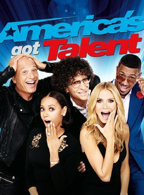 Poster of America's Got Talent