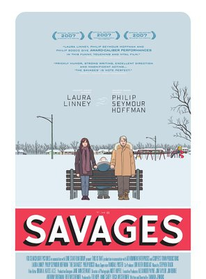 Poster of The Savages