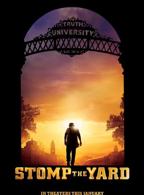 Poster of Stomp the Yard