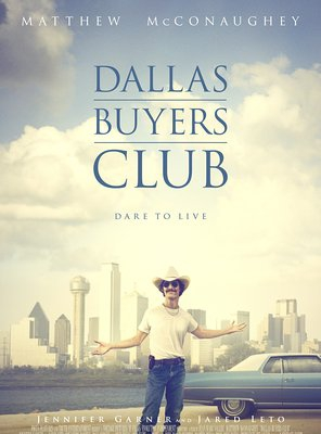 Poster of Dallas Buyers Club