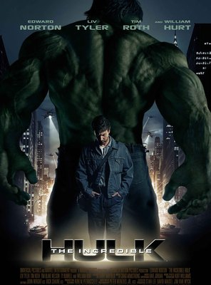 Poster of The Incredible Hulk