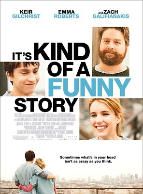 Poster of It's Kind of a Funny Story