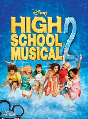 Poster of High School Musical 2