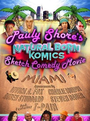 Poster of Natural Born Komics